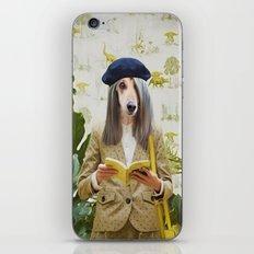 Miss Lemonade iPhone & iPod Skin