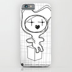 The Bear Is Waiting For You iPhone 6s Slim Case