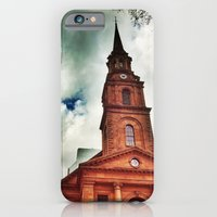 Red Church iPhone 6 Slim Case
