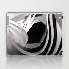 Paper Sculpture #4 Laptop & iPad Skin