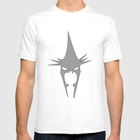 The Witch King (Minimali… Mens Fitted Tee White SMALL