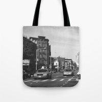 New York City - Upper We… Tote Bag