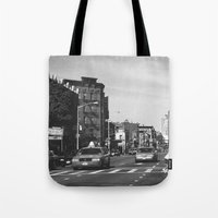 New York City - Upper West Side Tote Bag