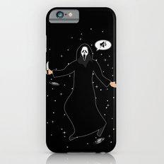 In space no one can hear you, scream Slim Case iPhone 6s