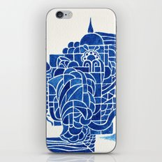 Lost City iPhone & iPod Skin