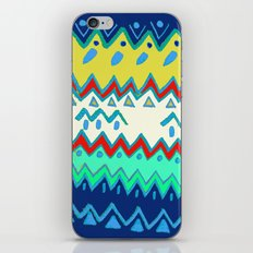Rad Pattern iPhone & iPod Skin