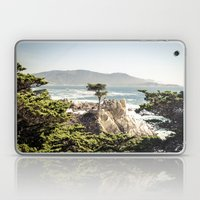 The Lone Cypress Laptop & iPad Skin