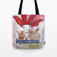 Soul-Searching Bhoomie Tote Bag
