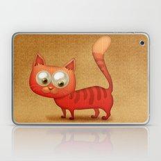 Cute Cat Laptop & iPad Skin