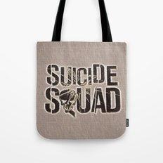 Suicide Squad Tote Bag