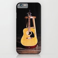 The Silent Guitar iPhone 6s Slim Case