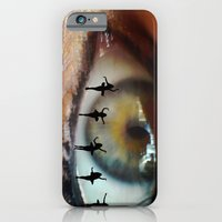 Dancing On The Waterline iPhone 6 Slim Case