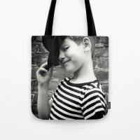 Juvenile Jazz 1 Tote Bag