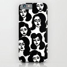 Retro Girls iPhone 6 Slim Case