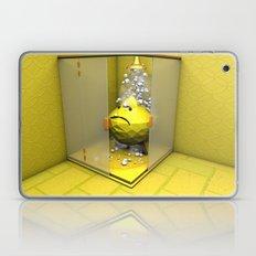 Lemon Shower Laptop & iPad Skin