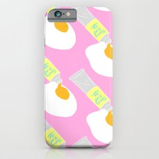 PAINT MY SUNNY SIDE iPhone 6 Slim Case