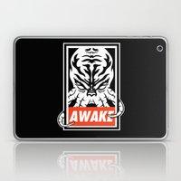 Awake. Laptop & iPad Skin