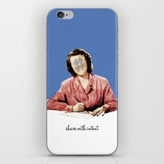 #SHAREWITHINTENT iPhone & iPod Skin