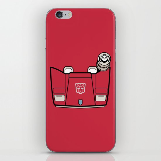 Transformers - Sideswipe iPhone & iPod Skin