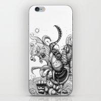 Cat Scratch Fever iPhone & iPod Skin
