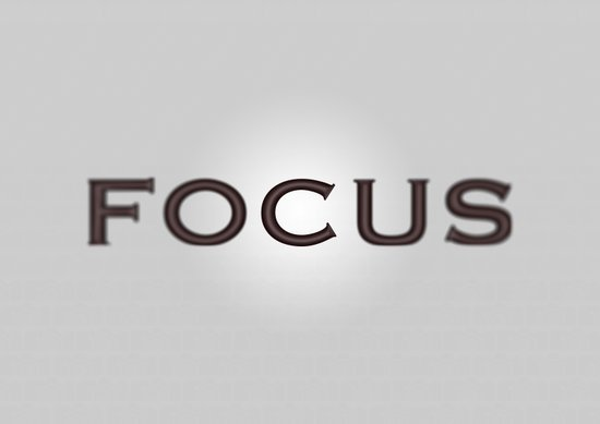 foCus Art Print