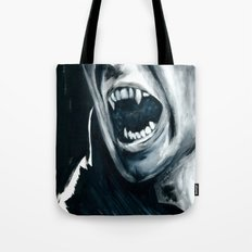 We Hide From The Sun Tote Bag