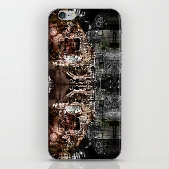 OR/WELL  darkCHIP iPhone & iPod Skin