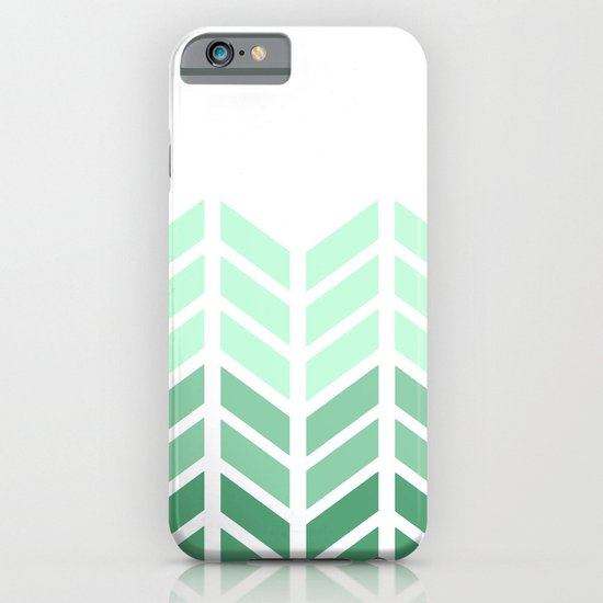 OMBRE LACE CHEVRON iPhone & iPod Case