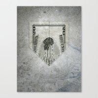 20 bucks Canvas Print