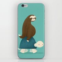 Slow Ride iPhone & iPod Skin