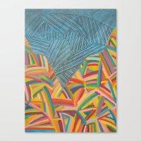 Landscape III Canvas Print