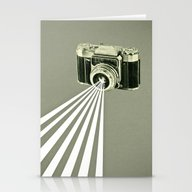 Depth Of Field Stationery Cards