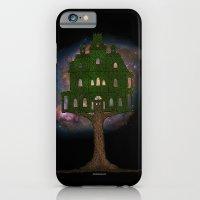 Cosmos Tree House iPhone 6 Slim Case