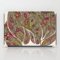 Dreaming With Flowers iPad Case