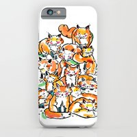Fox family iPhone 6 Slim Case