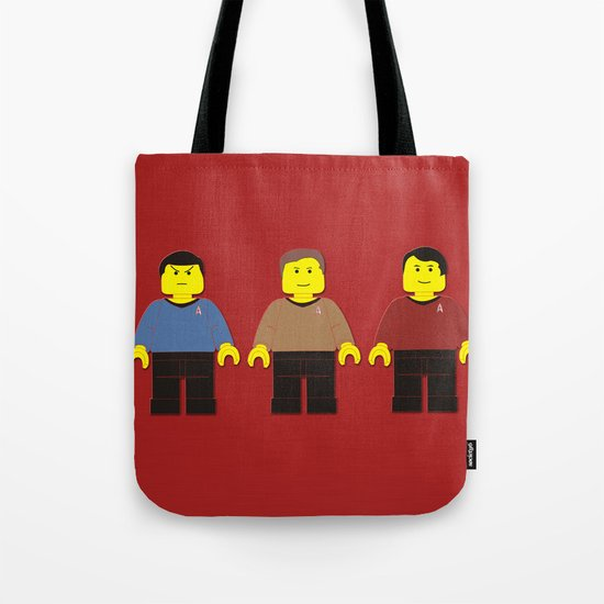 Fascinating Captain Tote Bag