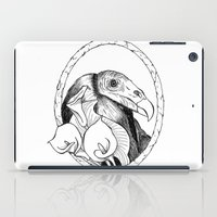 Mr. Vulture iPad Case