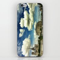 From The River Seine iPhone & iPod Skin