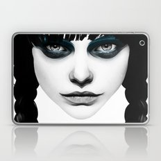 Wakeful Warrior - In Blu… Laptop & iPad Skin