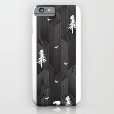 Mountain Blocks iPhone 6 Slim Case