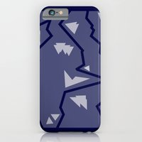 Shattered Glass. iPhone 6 Slim Case