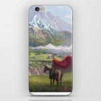 EPic vista  iPhone & iPod Skin