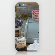 A day for baking iPhone 6 Slim Case