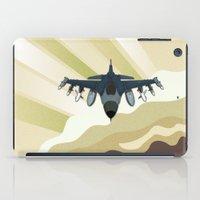 F-16 Fighting Falcon iPad Case