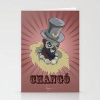 PAPA CHANGO Stationery Cards