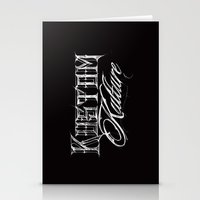 Kustom Kulture Sketch Stationery Cards