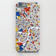 London Mondrian iPhone 6 Slim Case