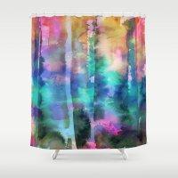 Wanderlust 004 Shower Curtain
