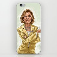 Jessica Walters iPhone & iPod Skin