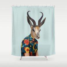 Polaroid n°13 Shower Curtain
